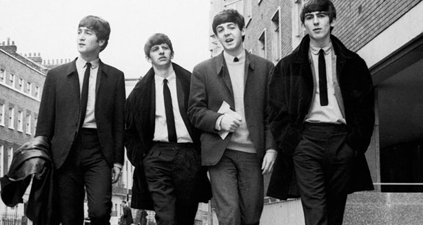 La biographie et chronologie des Beatles