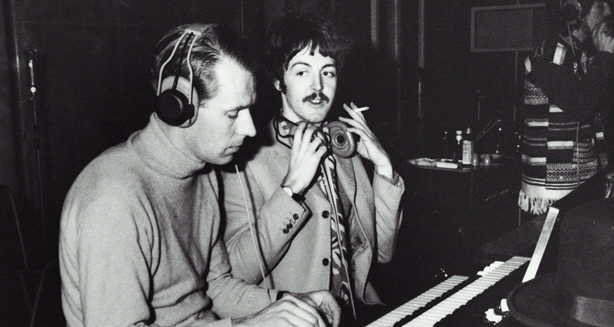 recording-beatles