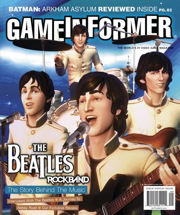 The Beatles Rock Band : interview de Paul McCartney - Yellow