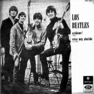 Help! - The Beatles : les secrets de l'album (paroles, tablature)