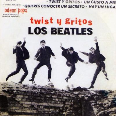 Twist Y Gritos - The Beatles : les secrets de l'album (paroles, tablature)