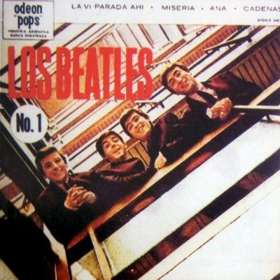 Los Beatles No 1 - The Beatles : les secrets de l'album (paroles, tablature)