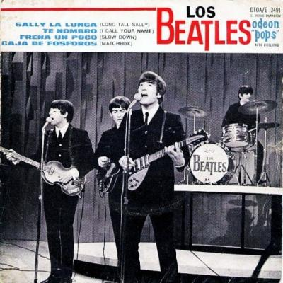 Sally La Lunga - The Beatles : les secrets de l'album (paroles, tablature)