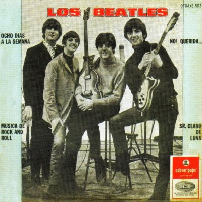 Ocho Días A La Semana - The Beatles : les secrets de l'album (paroles, tablature)