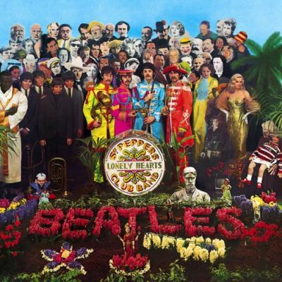 La Banda Del Sargento Pepper - The Beatles : les secrets de l'album (paroles, tablature)