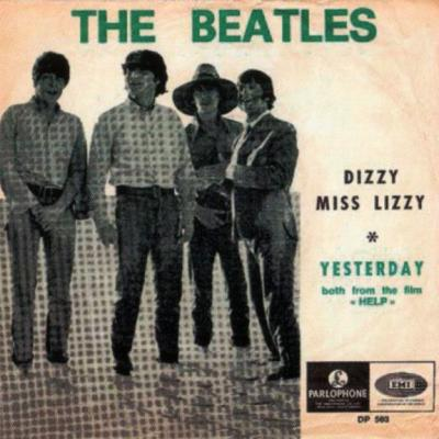Dizzy Miss Lizzy - The Beatles : les secrets de l'album (paroles, tablature)
