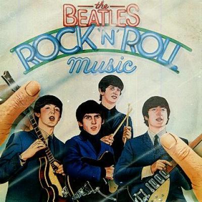 Rock 'n' Roll Music - The Beatles : les secrets de l'album (paroles, tablature)