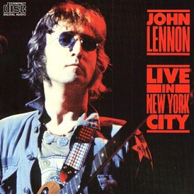Live In New York City - John Lennon : les secrets de l'album (paroles, tablature)