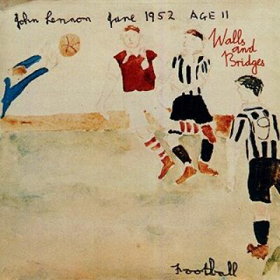 Walls And Bridges - John Lennon : les secrets de l'album (paroles, tablature)