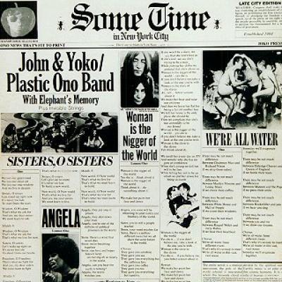 Some Time In New York City - John Lennon : les secrets de l'album (paroles, tablature)