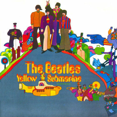 Yellow Submarine in Pepperland