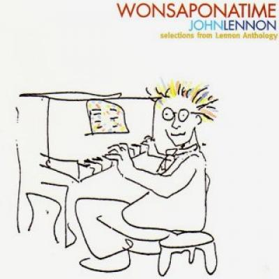 Wonsaponatime - John Lennon : les secrets de l'album (paroles, tablature)