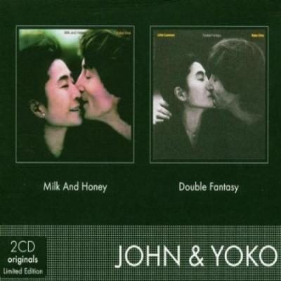 Double Fantasy / Milk and Honey - John Lennon : les secrets de l'album (paroles, tablature)
