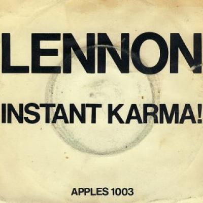 Instant Karma! - John Lennon : les secrets de l'album (paroles, tablature)