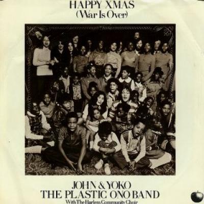 Happy Xmas (War Is Over) - John Lennon : les secrets de l'album (paroles, tablature)
