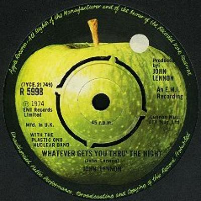 Whatever Gets You Thru The Night - John Lennon : les secrets de l'album (paroles, tablature)