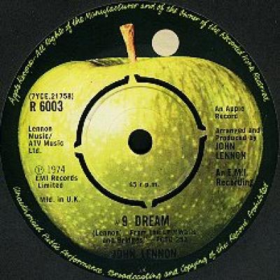 No.9 Dream - John Lennon : les secrets de l'album (paroles, tablature)