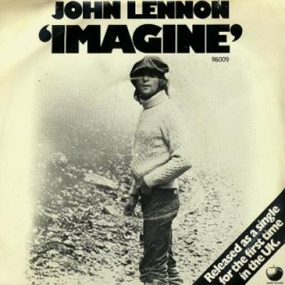 Imagine - John Lennon : les secrets de l'album (paroles, tablature)