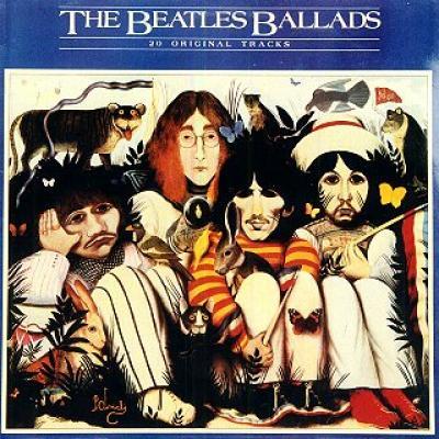 The Beatles Ballads - The Beatles : les secrets de l'album (paroles, tablature)