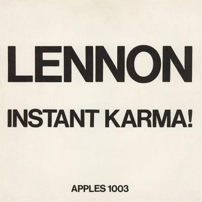 Instant Karma / Who Has Seen The Wind - Yoko Ono : les secrets de l'album (paroles, tablature)