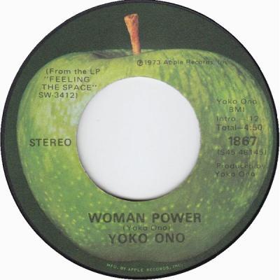 Woman Power / Men, Men, Men - Yoko Ono : les secrets de l'album (paroles, tablature)