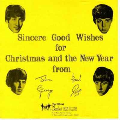 The Beatles Christmas Record - The Beatles : les secrets de l'album (paroles, tablature)