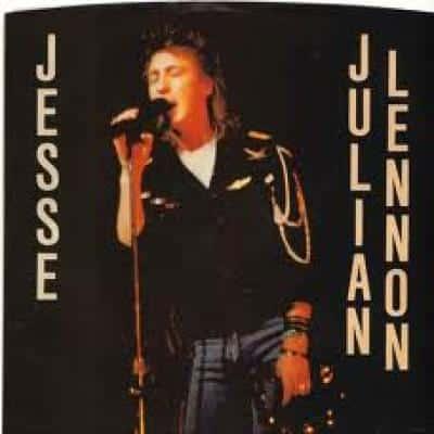 Jesse / Bebop - Julian Lennon : les secrets de l'album (paroles, tablature)