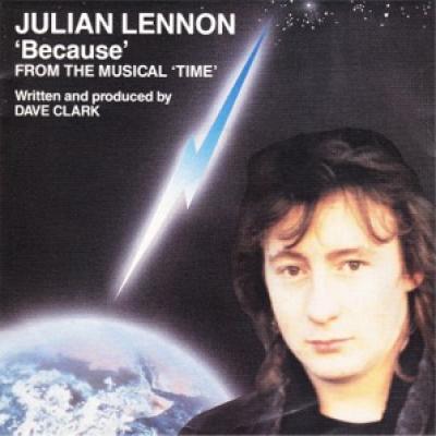 Because (Comédie Musicale Time) - Julian Lennon : les secrets de l'album (paroles, tablature)