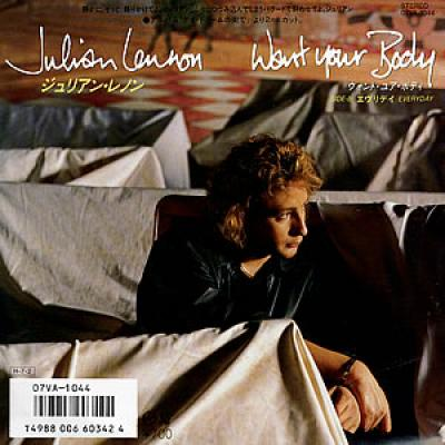 Want Your Body /Everyday - Julian Lennon : les secrets de l'album (paroles, tablature)