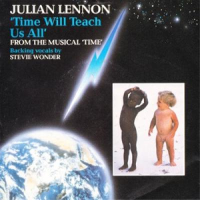 Time Will Teach Us All - Julian Lennon : les secrets de l'album (paroles, tablature)