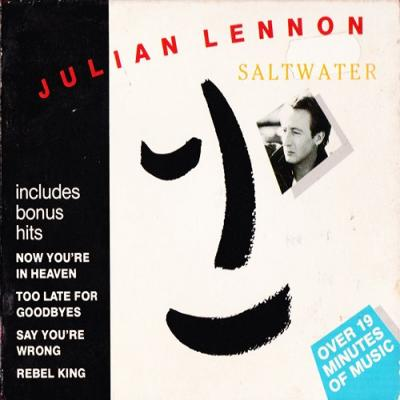 Saltwater - Julian Lennon : les secrets de l'album (paroles, tablature)