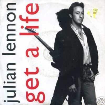 Get A Life / Get A Life (Bungee Mix) - Julian Lennon : les secrets de l'album (paroles, tablature)
