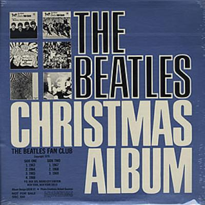 The Beatles' Christmas Album - The Beatles : les secrets de l'album (paroles, tablature)