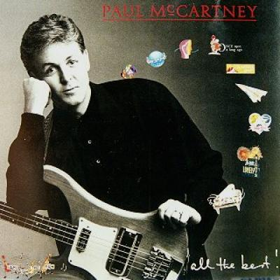 All the Best - Paul McCartney : les secrets de l'album (paroles, tablature)