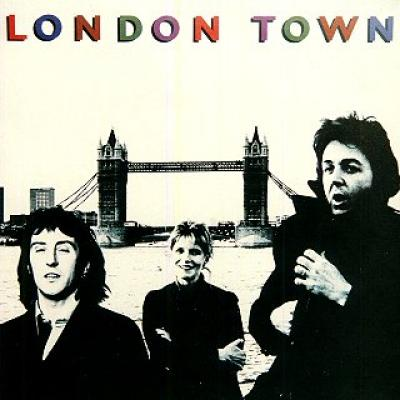London Town - Paul McCartney : les secrets de l'album (paroles, tablature)
