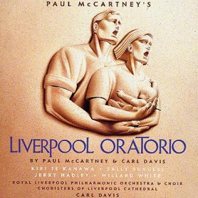 Liverpool Oratorio - Paul McCartney : les secrets de l'album (paroles, tablature)