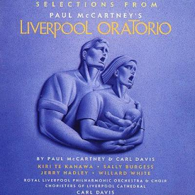 Selections From Paul McCartney's Liverpool Oratorio - Paul McCartney : les secrets de l'album (paroles, tablature)