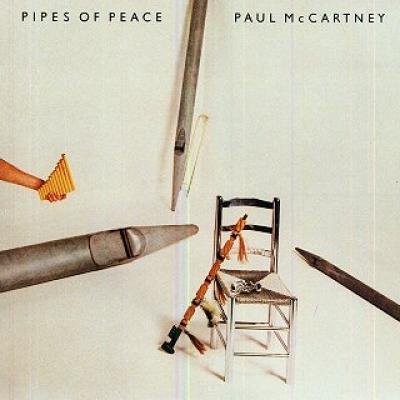 Pipes of Peace - Paul McCartney : les secrets de l'album (paroles, tablature)
