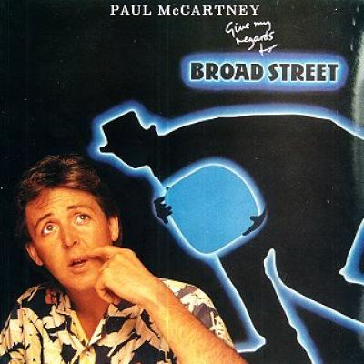 Give My Regards to Broad Street - Paul McCartney : les secrets de l'album (paroles, tablature)