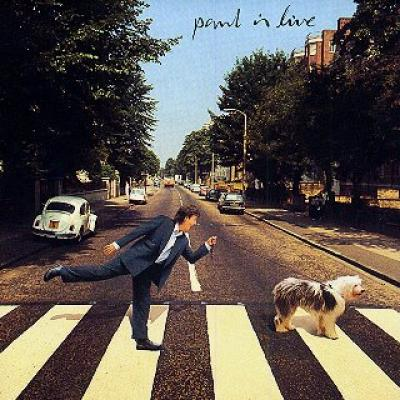 Paul is Live - Paul McCartney : les secrets de l'album (paroles, tablature)