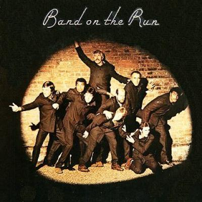 Band On The Run (Northern Comic Version)