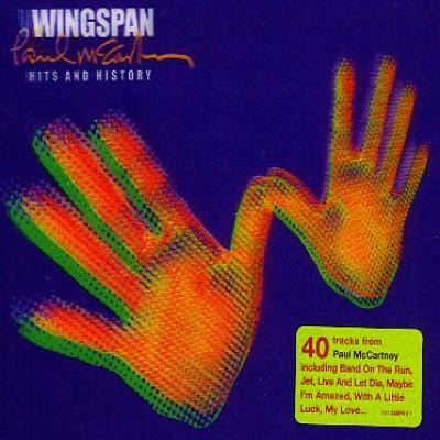 Wingspan - Hits And History - Paul McCartney : les secrets de l'album (paroles, tablature)