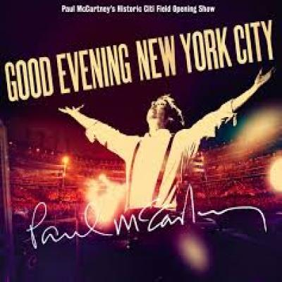 Good Evening New York City - Paul McCartney : les secrets de l'album (paroles, tablature)