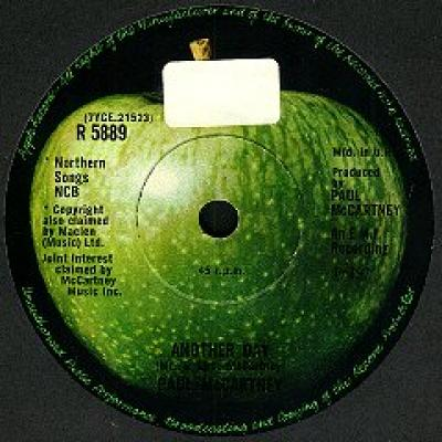 Another Day - Paul McCartney : les secrets de l'album (paroles, tablature)
