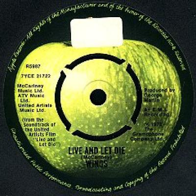 Live And Let Die - Paul McCartney : les secrets de l'album (paroles, tablature)