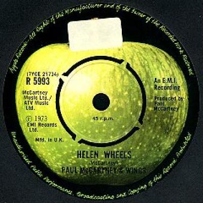 Helen Wheels - Paul McCartney : les secrets de l'album (paroles, tablature)