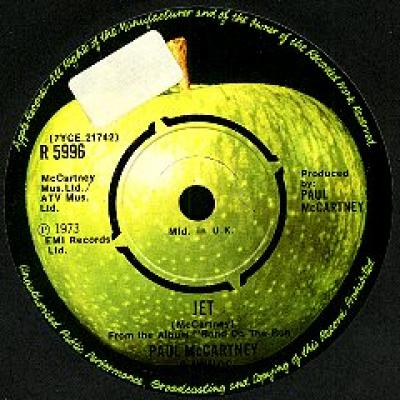 Jet - Paul McCartney : les secrets de l'album (paroles, tablature)