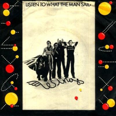 Listen To What The Man Said - Paul McCartney : les secrets de l'album (paroles, tablature)