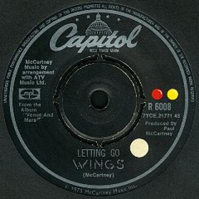 Letting Go - Paul McCartney : les secrets de l'album (paroles, tablature)