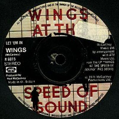 Let 'em In - Paul McCartney : les secrets de l'album (paroles, tablature)